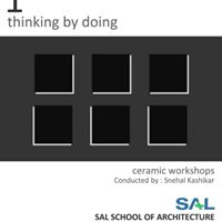 Thinking By Doing - Ceramic Workshop