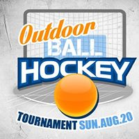 Outdoor Ball Hockey Tourney