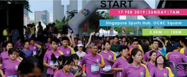 RunForHope 17 Feb 2019 - 10km