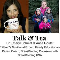 Risky Play And Kids Nutrition With Arica