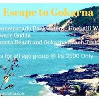 Escape to Gokarna