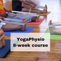 6 week YogaPhysio Course
