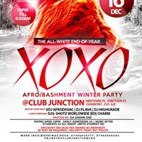 E.O.Y All-White AFROBASHMENT Winter Party