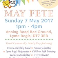 May Fete Community Family Event