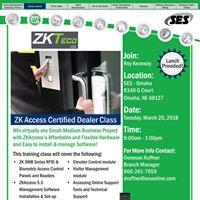 ZK Teco Certified Dealer Class