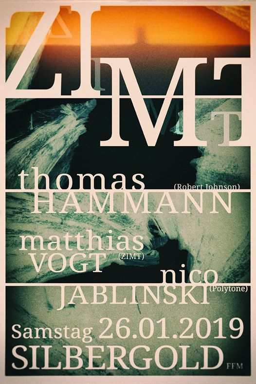 ZIMT feat. Thomas Hammann Matthias Vogt Nico Jablinski