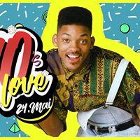 90s Love - Die 90er Party Kickoff