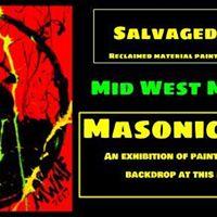 Harper Art Mid West Music Fest Masonic