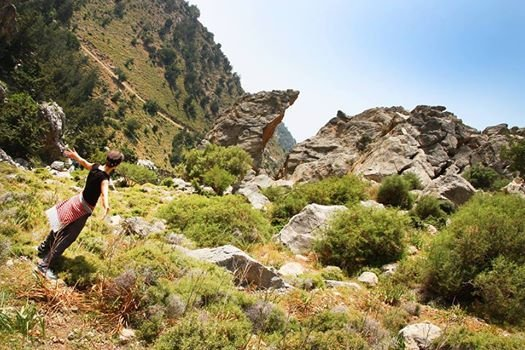Discovering Mindfulness of Nature in Rural Cyprus