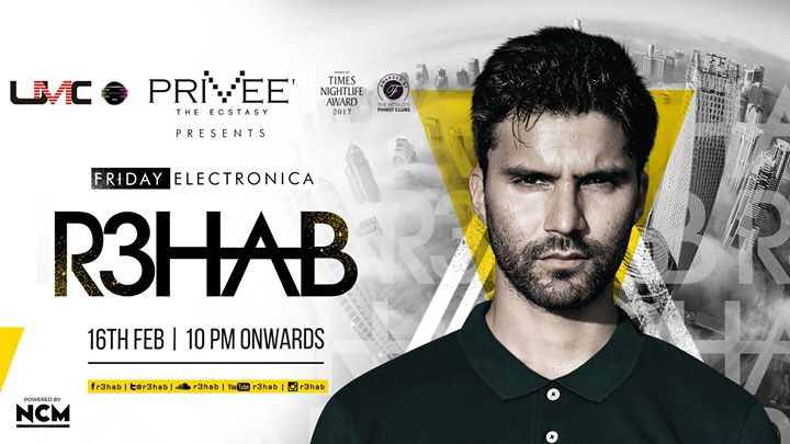 R3HAB Live At Privee Friday Electronica