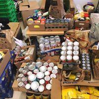 Volunteer Trip - Student Food Bank
