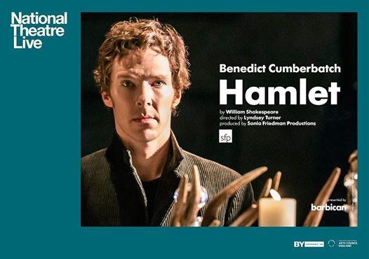 Hamlet- National Theatre Live