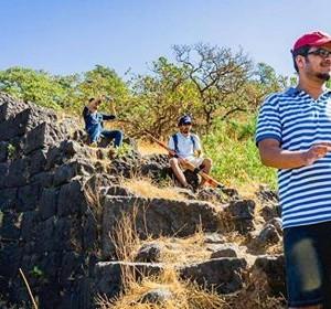 Rajmachi Fort Trek on 2nd 3rd June 2018