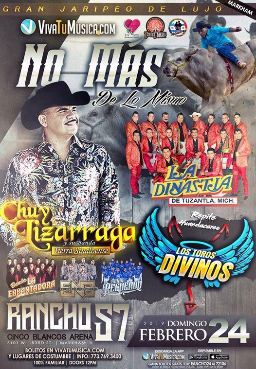 Chuy Lizarraga  Rancho 57