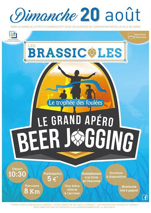Apro Beer Jogging de la Fte  Charneux