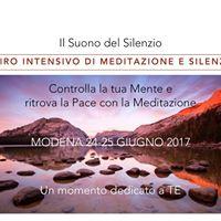 Ritiro di Meditazione e Silenzio al Borgo Shanti