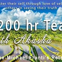 200hr Bali Yoga Teacher Training with Akasha May 10 - Jun 3