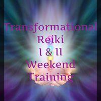 Transformational Reiki I &amp II