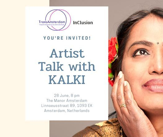 Meetup with Kalki Subramaniam at InClusion