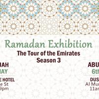 Sharjah - Ramadan Exhibition  Tour Of The Emirates - Season 3