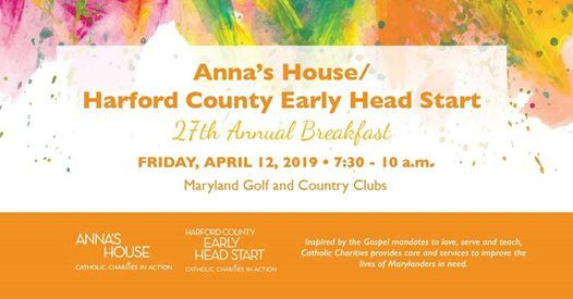 27th Annual Annas HouseEarly Head Start Breakfast