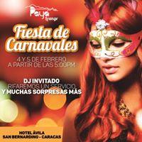 Fiesta de Carnavales