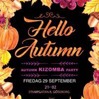 Autumn Kizomba Night