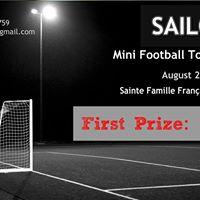 Sailors - Mini Football Tournament