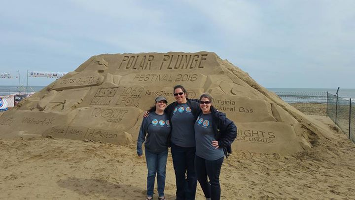 2017 polar plunge at hampton roads claims association for Craft shows in hampton roads