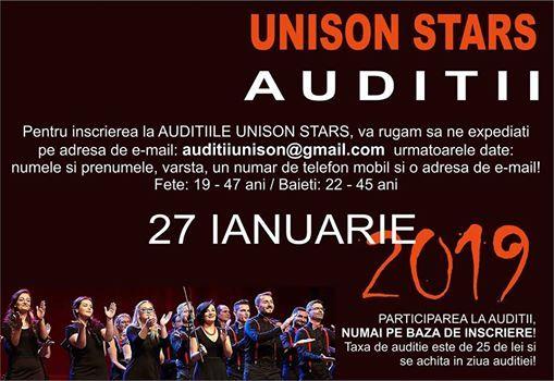 Auditii Unison Stars