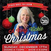 A Very Vickie Christmas
