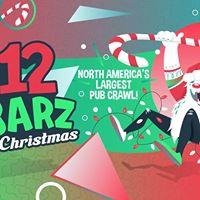 14th Annual 12 BARZ of Christmas - Sudbury