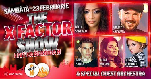 The X Factor Show live  Berria H