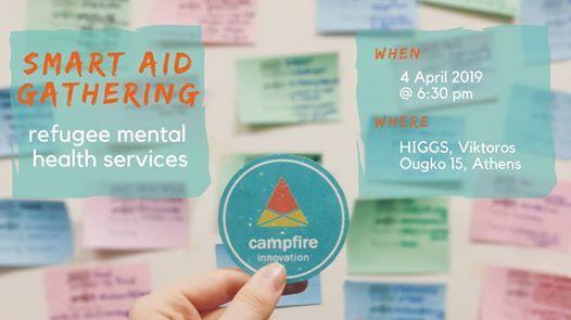 Smart Aid Gathering Refugee Mental Health Services