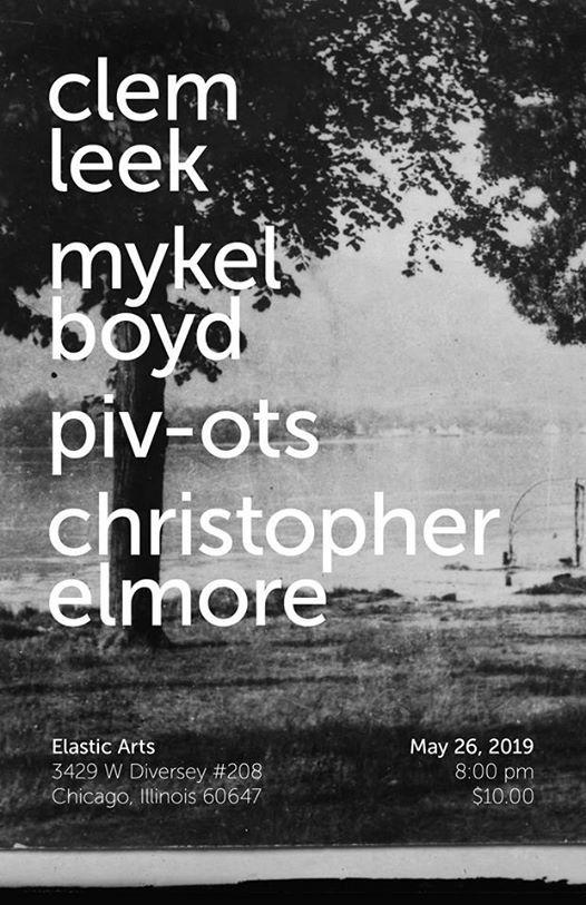 Clem LeekMykel Boydpiv-otsChristopher Elmore