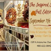 Highland Yard Presents &quotThe Inspired Home - Fall Edition&quot