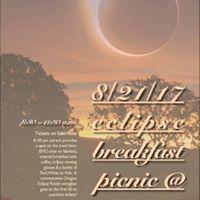 Solar Eclipse Bubbles &amp Breakfast Picnic