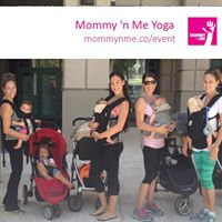 Monthly Stroller Yoga at Broward Mall Westfield