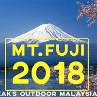 Mt.Fuji 3776m 2018