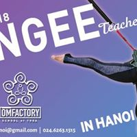 o to gio vin BUNGEEBungee Teacher Training