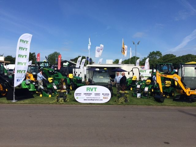 Staffordshire County Show 2018