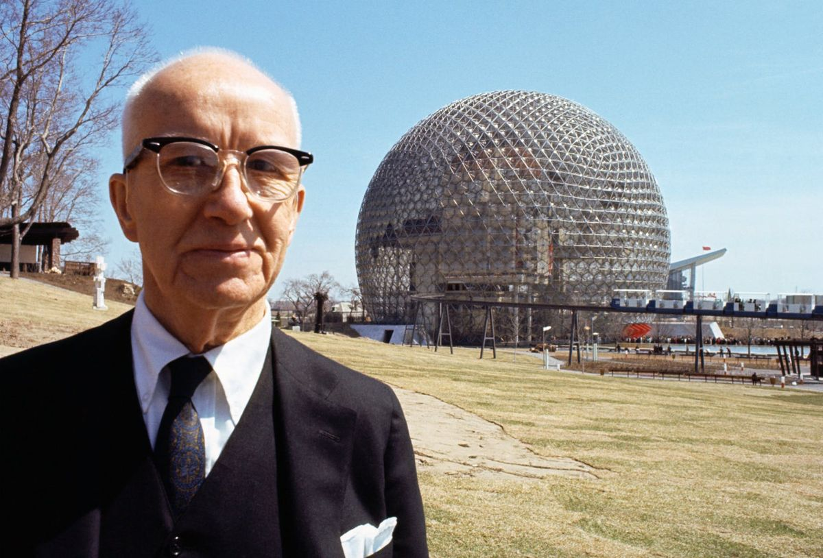 The Love Song of R. Buckminster Fuller by Sam Green with live score by Yo La Tengo  Thalia Hall