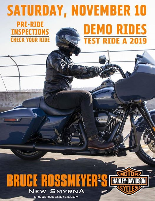 Pre Ride Inspections And 2019 Demo Test Rides At Bruce Rossmeyer S