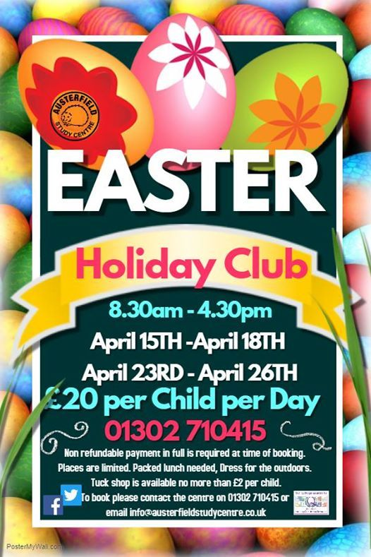 Easter - Holiday Club