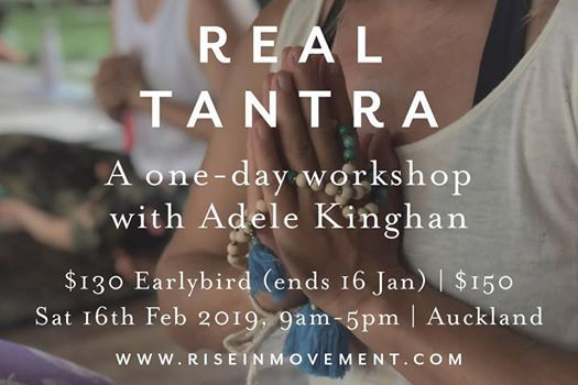 Real Tantra  1 day workshop