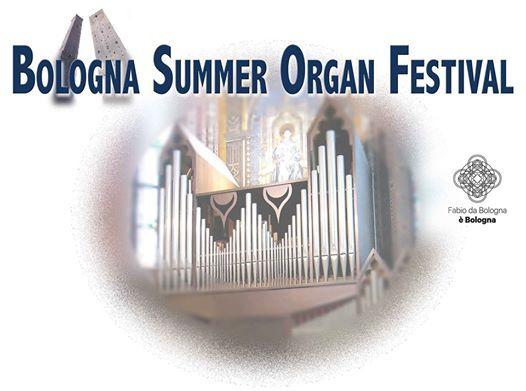 Bologna Summer Organ Festival 2019 - STEFANO PELLINI