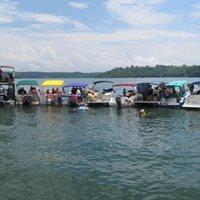 Customer Appreciation Raft Off on Lake St. Clair