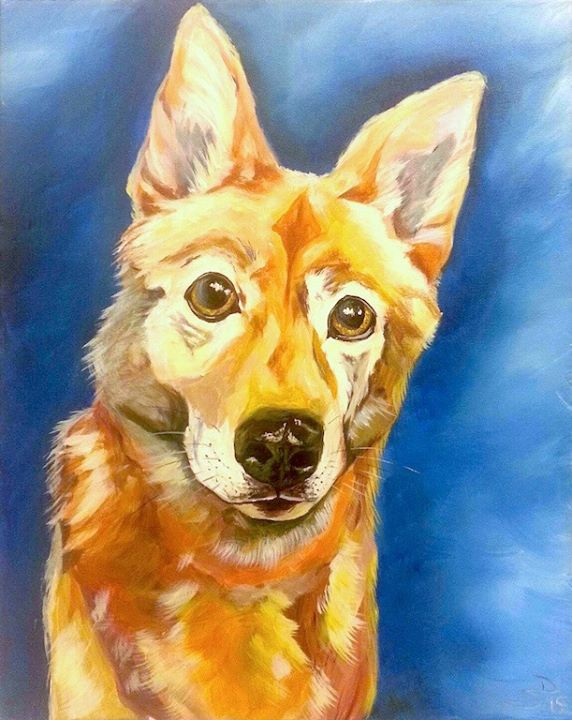 Paint your pet at painting with a twist cedar park tx for Painting with a twist arizona
