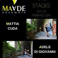 MAADE ensamble Hiver Stages