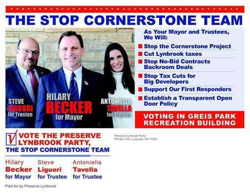 Lynbrook Village Election Day